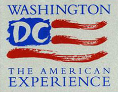 The American Experience logo from the 2001 Reserved-Number plate