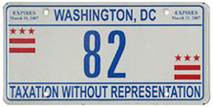 2006 reserved plate no. 82